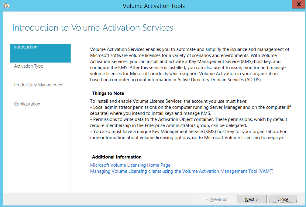windows server 2012 change product key activation