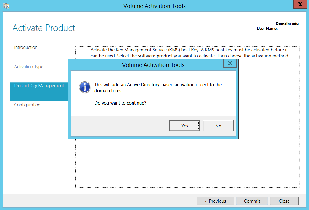 Issues with Windows Server 2012 R2 KMS host with Windows